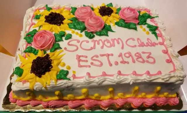2018 cake